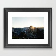 Beautiful Yosemite Framed Art Print
