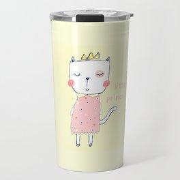 CAT LADY Travel Mug