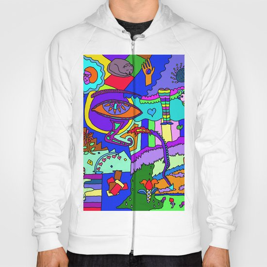 Abstract 19 Hoody