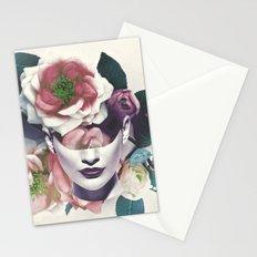 inner garden 2 Stationery Cards