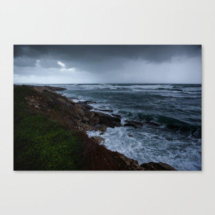 BEACH DAYS XXXIV Canvas Print