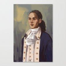 John Laurens Canvas Print
