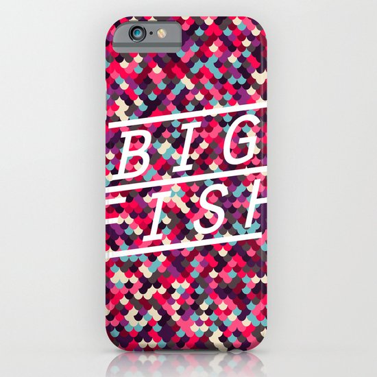 Big Fish iPhone & iPod Case