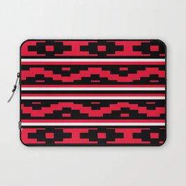 Etnico red version Laptop Sleeve