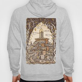 Fountain of happiness Hoody