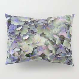 Soft Multi Color Hydra and Ivy leaves Pillow Sham
