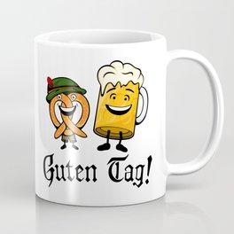 Guten Tag! Coffee Mug