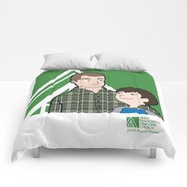 Parish Picnic_474596 Comforters