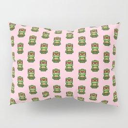 Chibi Raphael Ninja Turtle Pillow Sham