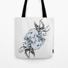 Cosmic Dancer Tote Bag