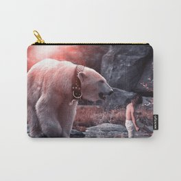 Polar Bear Pet / Playtime Carry-All Pouch