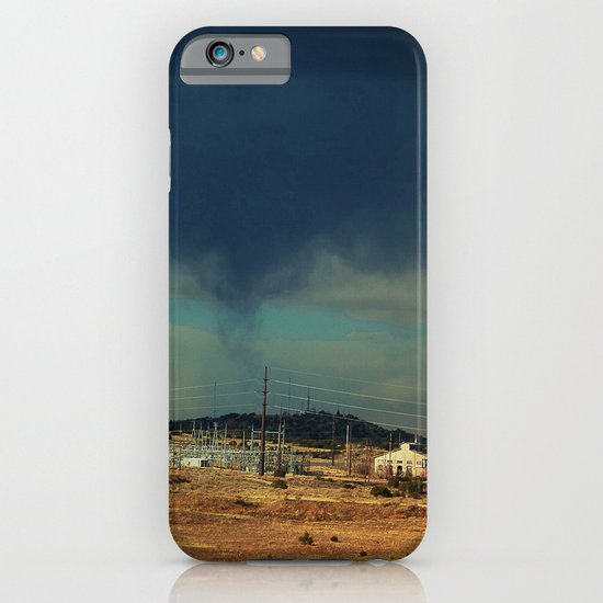 Leaving New Mexico III iPhone & iPod Case