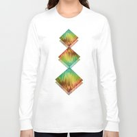 spring Long Sleeve T-shirts featuring Spring  by SensualPatterns