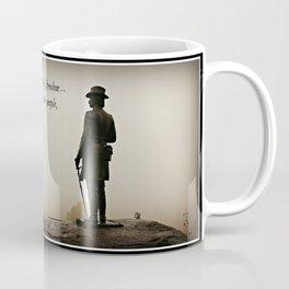 Gettysburg Remembrance Coffee Mug