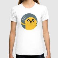 jake T-shirts featuring Jake by gaps81