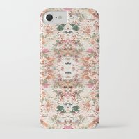 minerals iPhone & iPod Cases featuring Mystic Minerals 3 by Caroline Sansone
