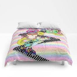 Colorful memories Comforters