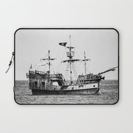 The Ship Laptop Sleeve