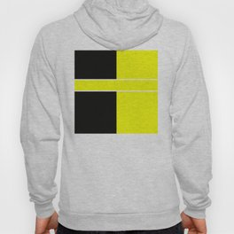 Team Color 6...yellow,black Hoody