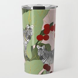 Zebra Harem #society6 #decor #buyart Travel Mug