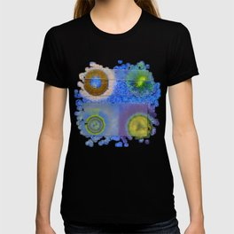 Unparalysed Unconcealed Flowers  ID:16165-032529-06851 T-shirt