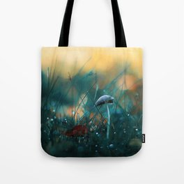 Fire in the Water Tote Bag