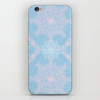 bubblegum iPhone & iPod Skins featuring Bubblegum by Samera Tseng