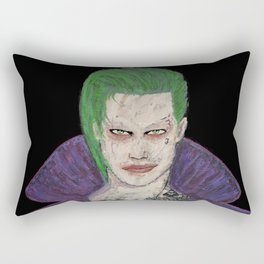 A bad joke.... Rectangular Pillow