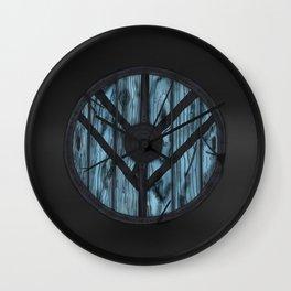 Lagertha's Shield Wall Clock