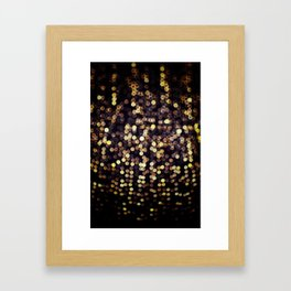 goldgasm Framed Art Print