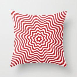 Optical illusion 22 Throw Pillow