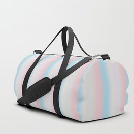 Candy stripe Duffle Bag