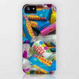 Colorful Candy iPhone Case