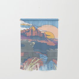 ZION Wall Hanging