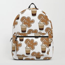 You're the Gingerbread to my Latte Backpack