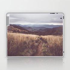 Bieszczady Mountains Laptop & iPad Skin