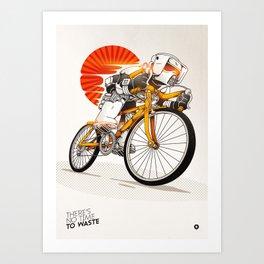 TNTTW V.02 Art Print