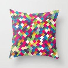 Sweet Pattern Throw Pillow