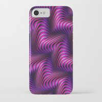 3d iPhone & iPod Cases featuring 3D by DagmarMarina