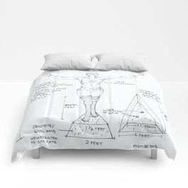 Victory Drawing, Transitions through Triathlon Comforters