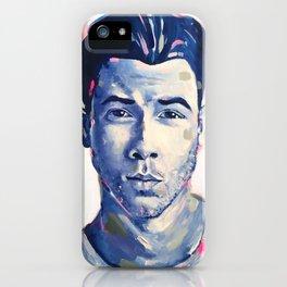 Nick Jonas iPhone Case