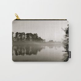 Misty Lake B&W Carry-All Pouch