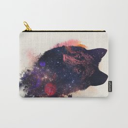 Universal Wolf Carry-All Pouch