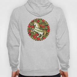 Christmas Unicorn Hoody