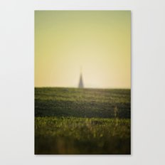 it's time to leave Canvas Print