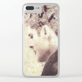 Thicket Clear iPhone Case