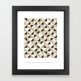 Aesthetic Power Framed Art Print