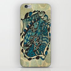The states of water iPhone & iPod Skin