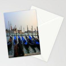 Gondola Parking Stationery Cards