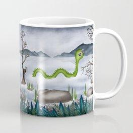 Loch ness moster Coffee Mug